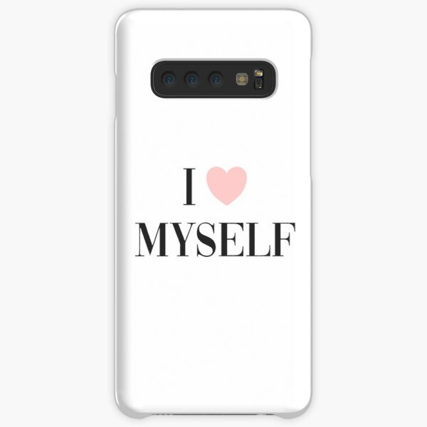 I love myself Samsung Galaxy Snap Case