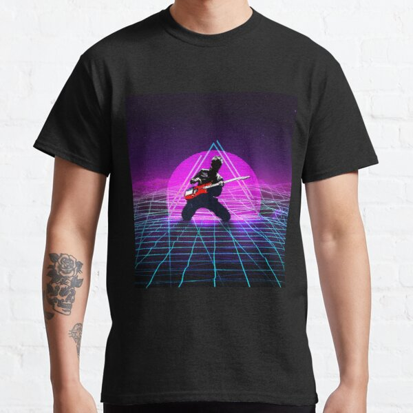 Muse Matt 1980 Style Camiseta clásica