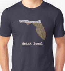 Drink Local - Florida Beer Shirt T-Shirt