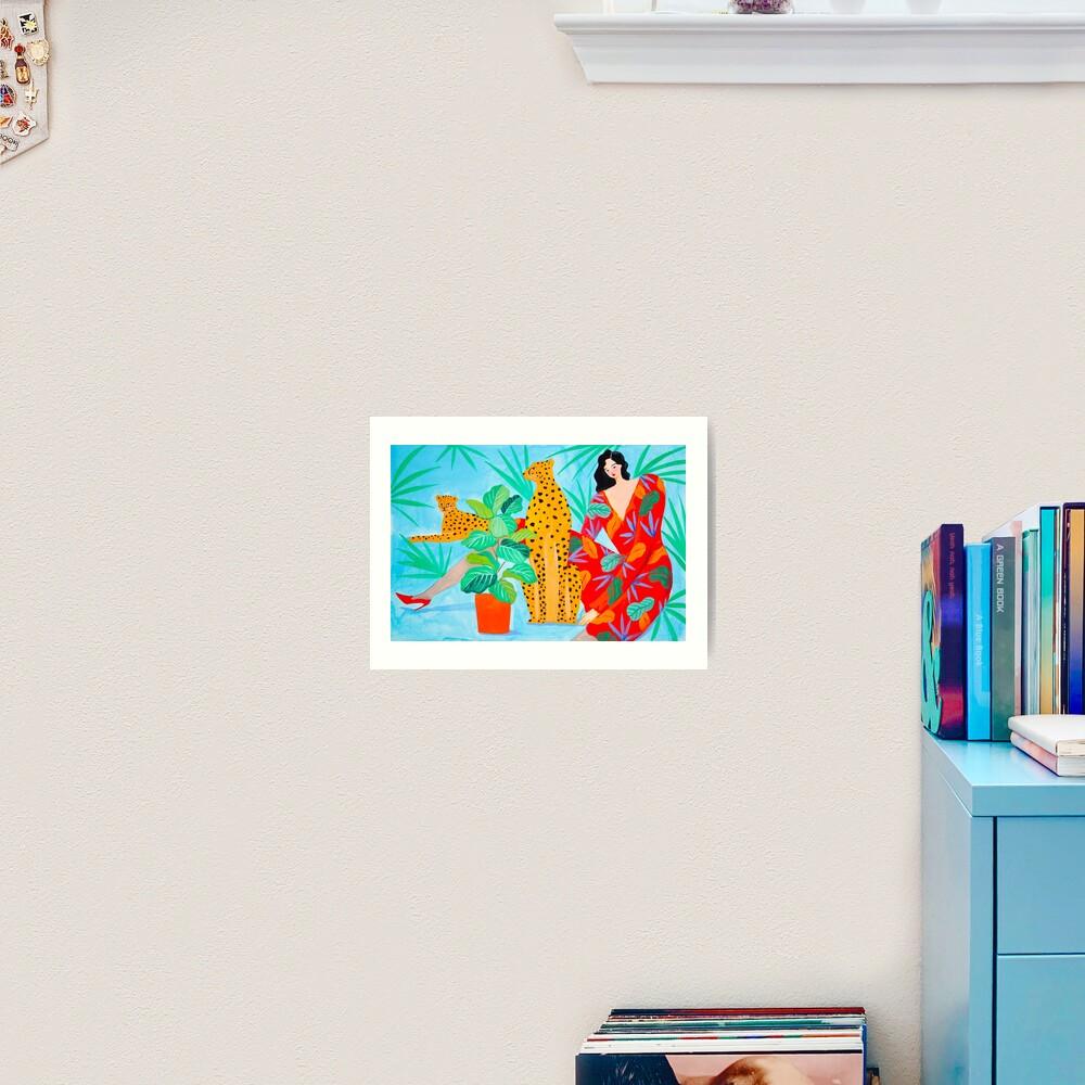 We Are Friends Art Print