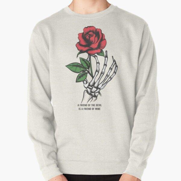 A Friend of the Devil Pullover Sweatshirt