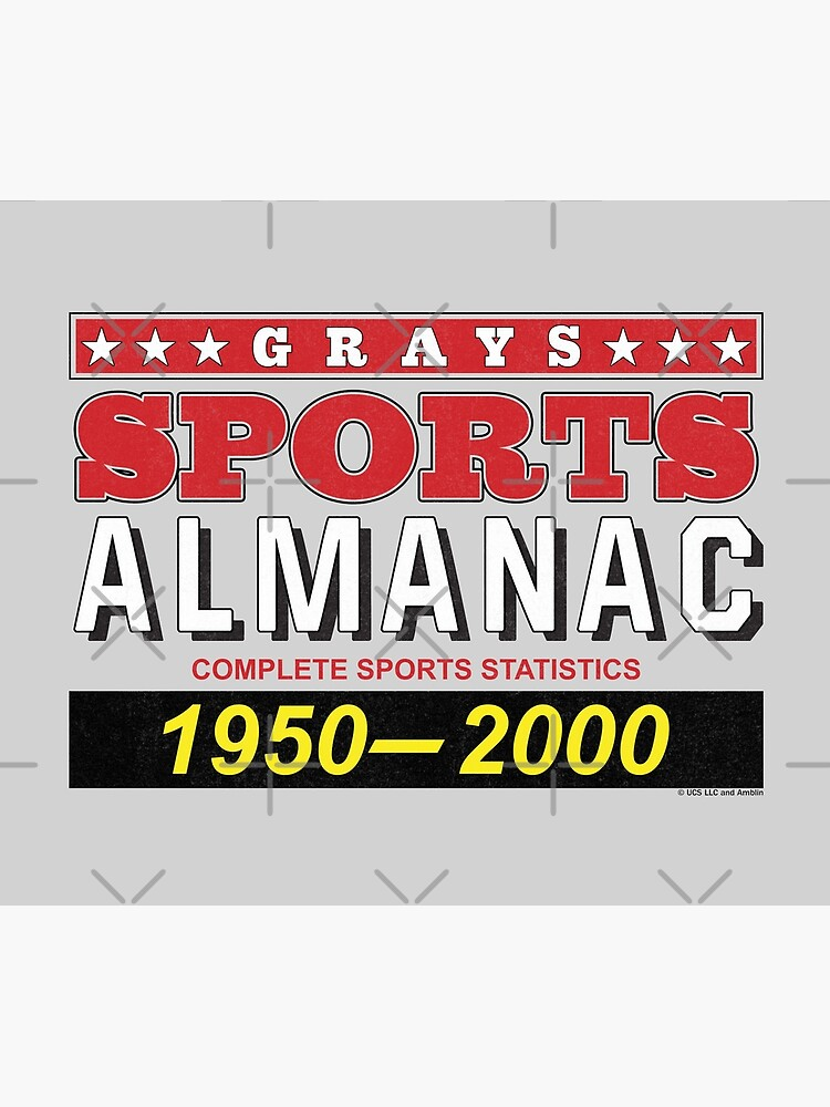 Biff's Sports Almanac by everyplate