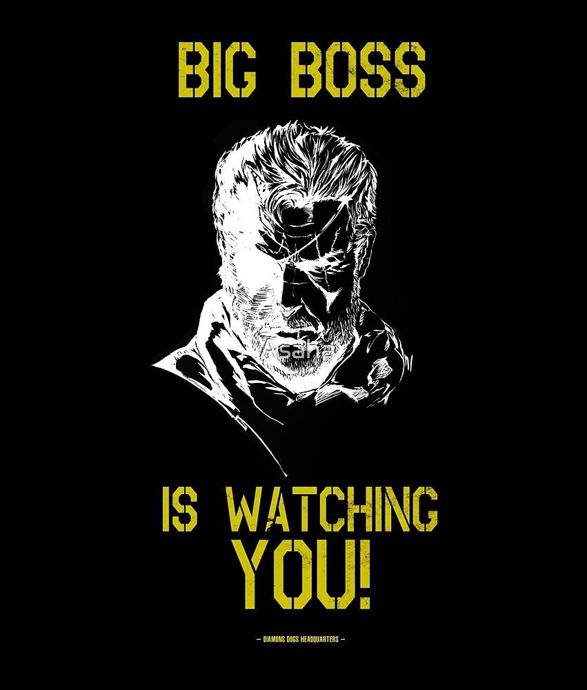 Big Boss Is Watching You! by Asaha