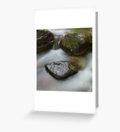 Rancina Stream   VI. Greeting Card
