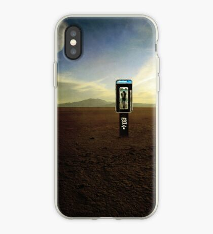 Phone Booth for iPhone iPhone Case