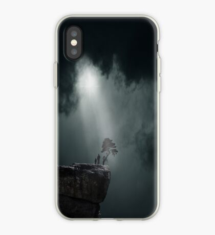 Father & son for iPhone iPhone Case