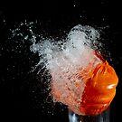 Peeling an Orange Balloon by Peter Stone