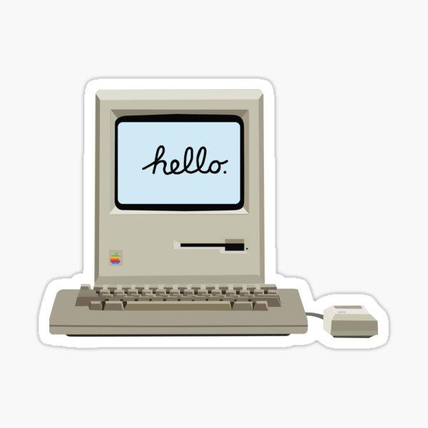 Macintosh Classic Sticker