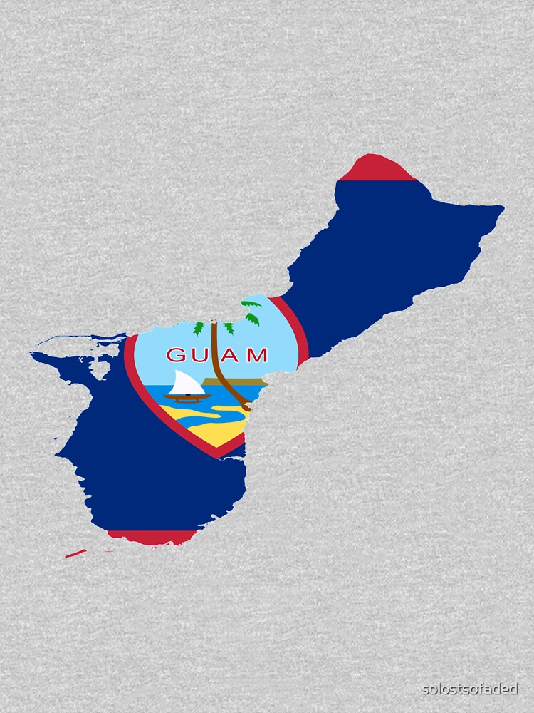 Guam (United States Of America) by solostsofaded