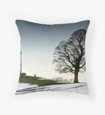 The Binns, West Lothian Throw Pillow
