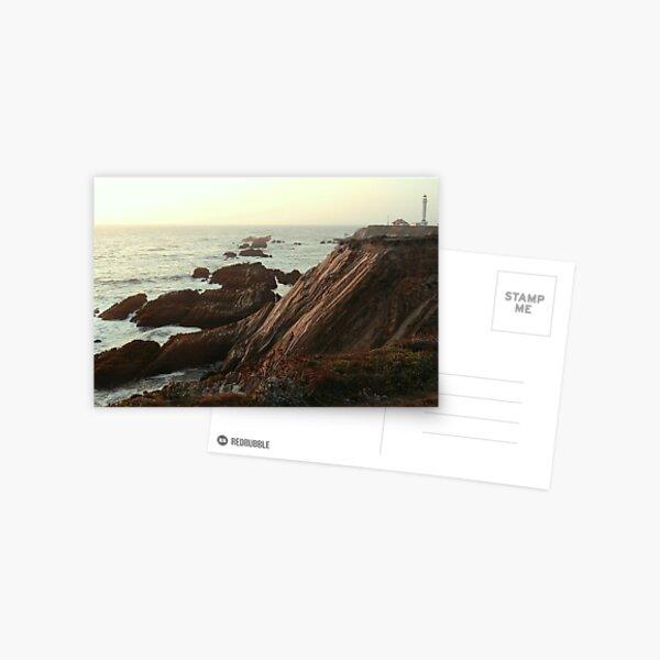 Point Arena Lighthouse Postcard