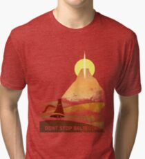 Journey On and On Tri-blend T-Shirt