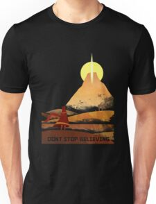 Journey On and On Unisex T-Shirt