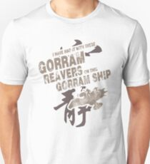 Gorram Es! Slim Fit T-Shirt