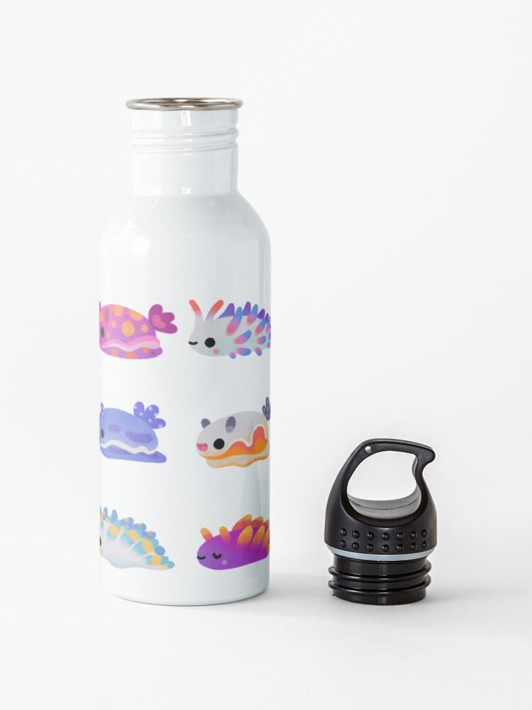 Alternate view of Sea Slug Day Water Bottle
