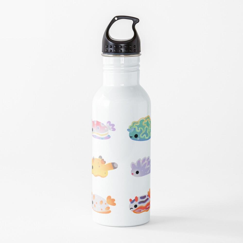 Sea Slug Day Water Bottle
