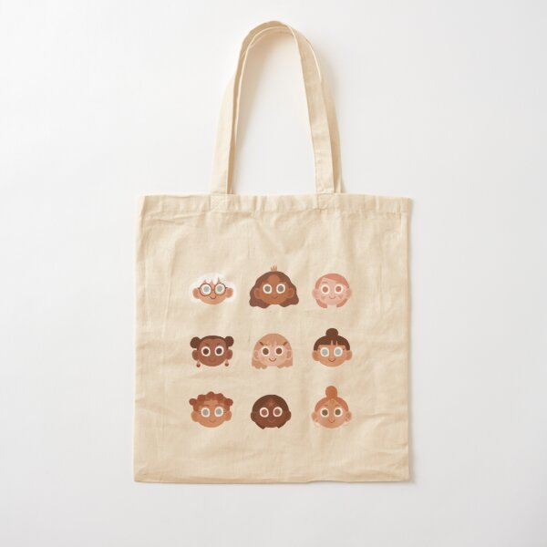 Everybody Cotton Tote Bag