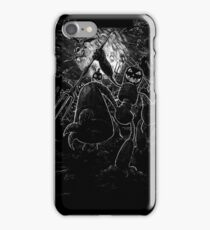 I have a special plan for this world, by Myke Amend iPhone Case/Skin