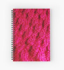 Knitted Spiral Notebook