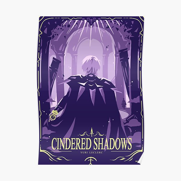 Cindered Shadows Poster
