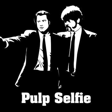 Pulp Selfie by TheDayNAge