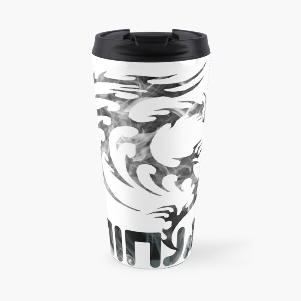 Smoke Dragon Travel Mug
