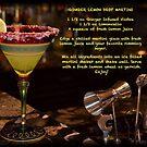 Ginger Lemon Drop Martini by Lisa Baumeler