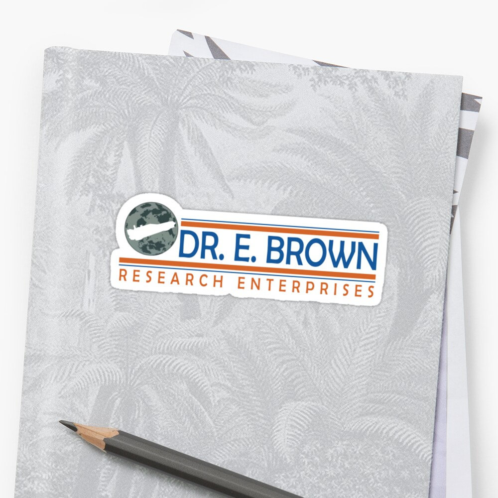 Doc Brown Research by Blayde