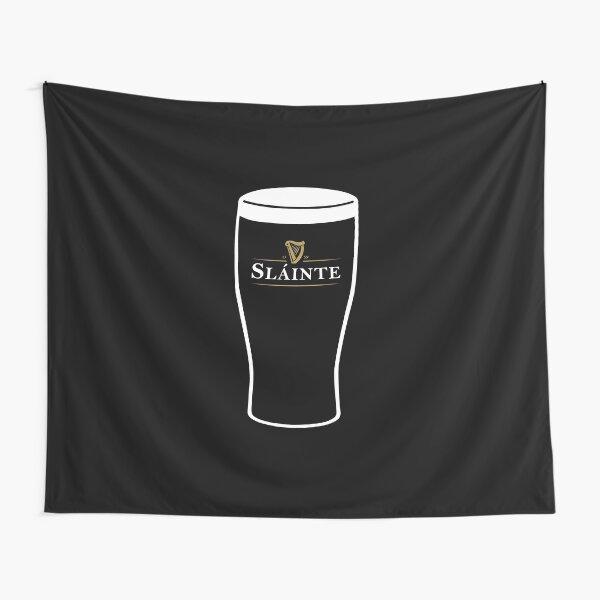 Slainte Irish Drink Tapestry