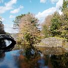 Stone Bridge in Autumn by Barry Doherty