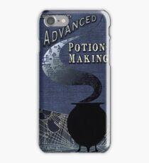 Advanced Potion Making iPhone Case/Skin