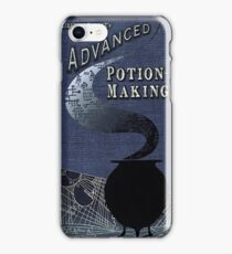 Advanced Potion Making iPhone Case/Skin