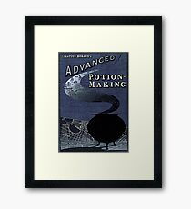 Advanced Potion Making Framed Print