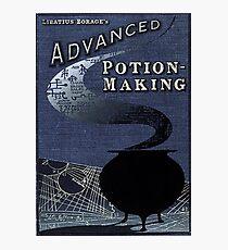 Advanced Potion Making Photographic Print