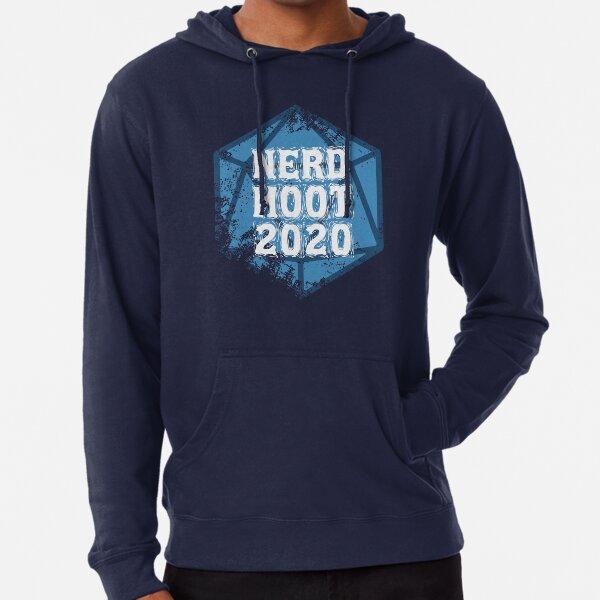 Nerd Moot 2020 - Logo alternatif Sweat à capuche léger