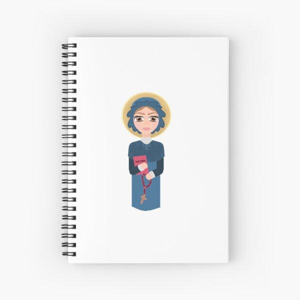 St. Elizabeth Ann Seton Spiral Notebook