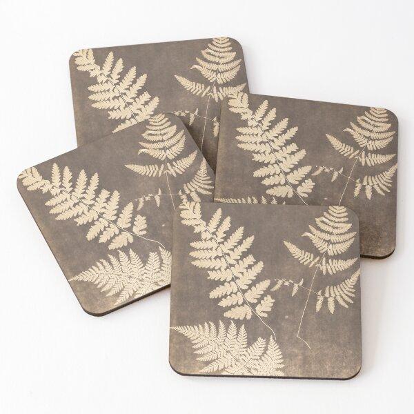 Fern Coasters (Set of 4)