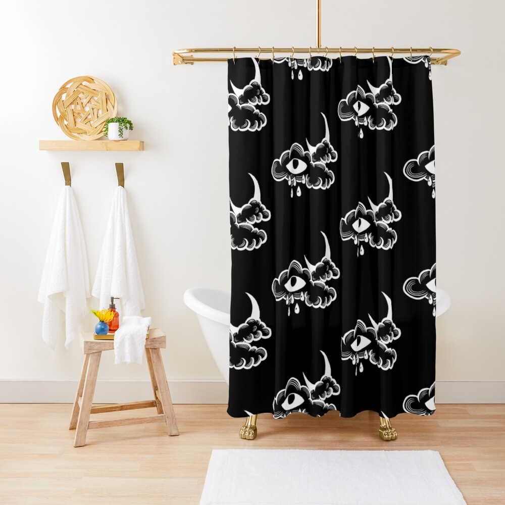Queer Eye In The Sky Shower Curtain