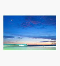 Newcastle Baths, NSW Australia Photographic Print
