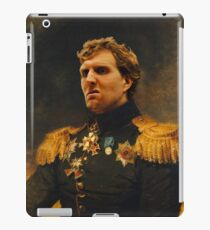 Kings of Basketball - Dirk iPad Case/Skin