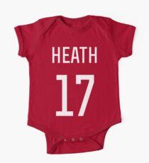 Tobin Heide # 17 Baby Body Kurzarm