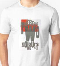 TwoColoursinMyHead Unisex T-Shirt