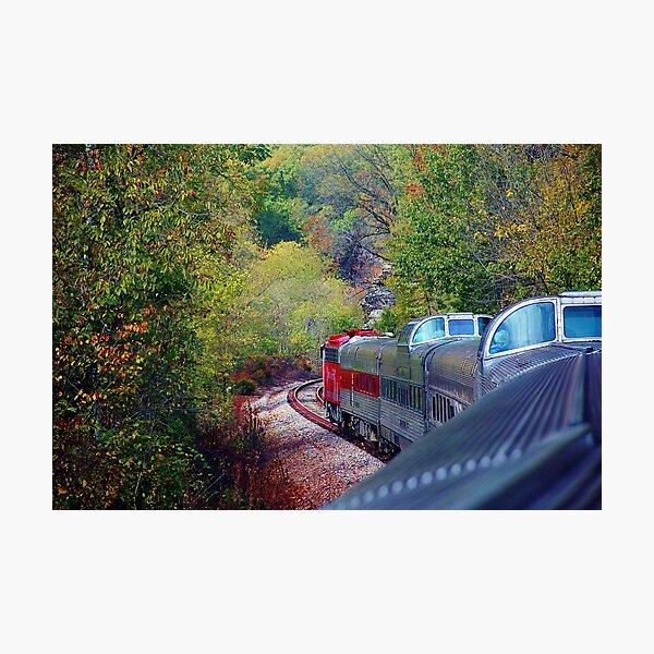 Trains Prints on Canvas or Paper Rollins Pass CO Denver /& Salt Lake Railroad