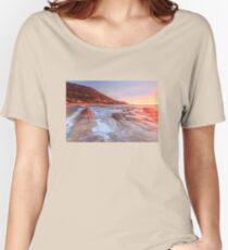 Sea landscape Women's Relaxed Fit T-Shirt