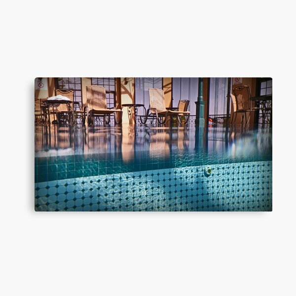 Water View  Canvas Print