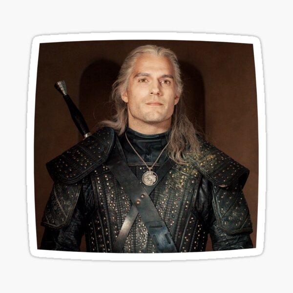Geralt of Rivia Sticker