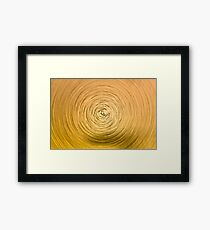 One Amongst the Chaos Framed Print