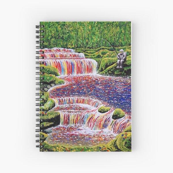 Fishing Trip Spiral Notebook