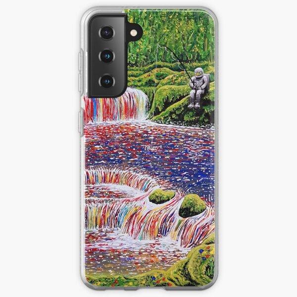 Fishing Trip Samsung Galaxy Soft Case