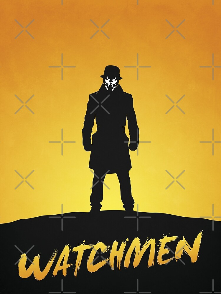 Watchmen by Nick Kemp